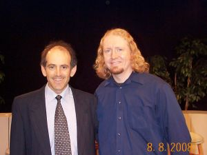 Clive Swersky with Dan Sheehan