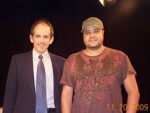 Clive Swersky with Jason Gisser