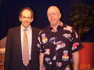 Clive Swersky with Robert Randall