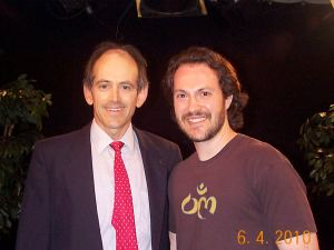 Clive Swersky with Scott Krokoff