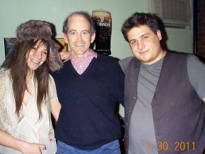 Catherine Stephani, Clive Swersky, Nick Stephani
