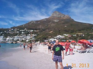 Lion's Head from Clifton