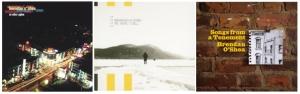 Brendan O'Shea's Three CDs