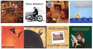Niall Connolly's CDs